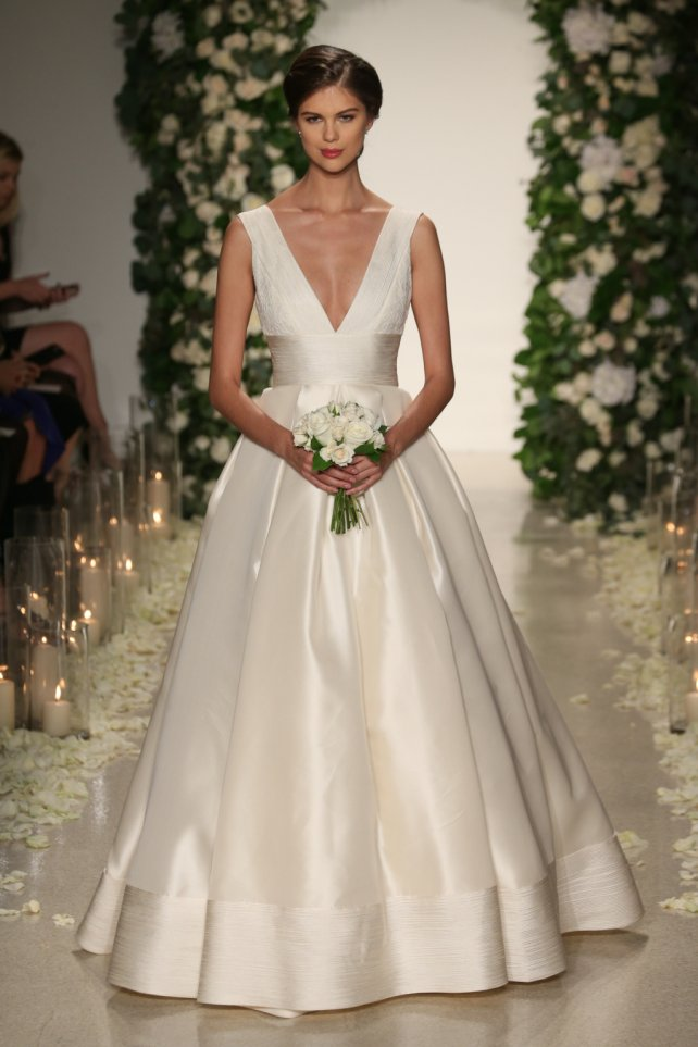 Модні весільні сукні літо 2016 (фото) - Жіночий журнал TerraWoman.UA 53119e50c02d4