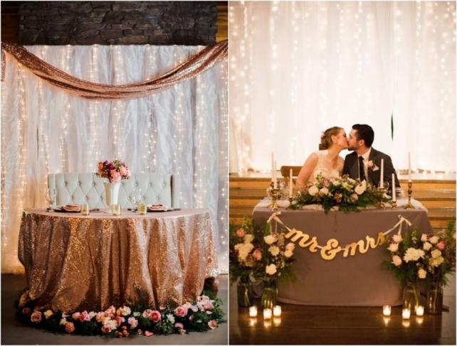 Декор задников на свадьбу фото