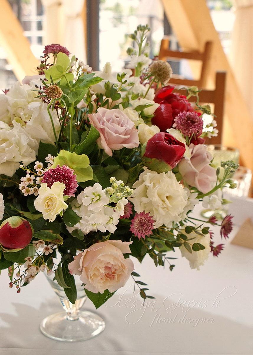 Краснодар живые цветы букеты флористика