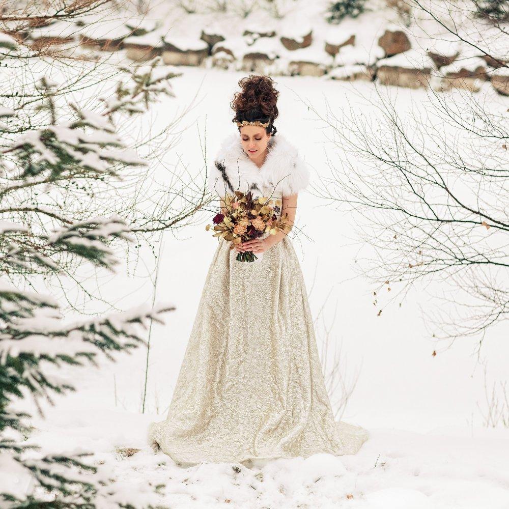 образ снежной королевы макияж