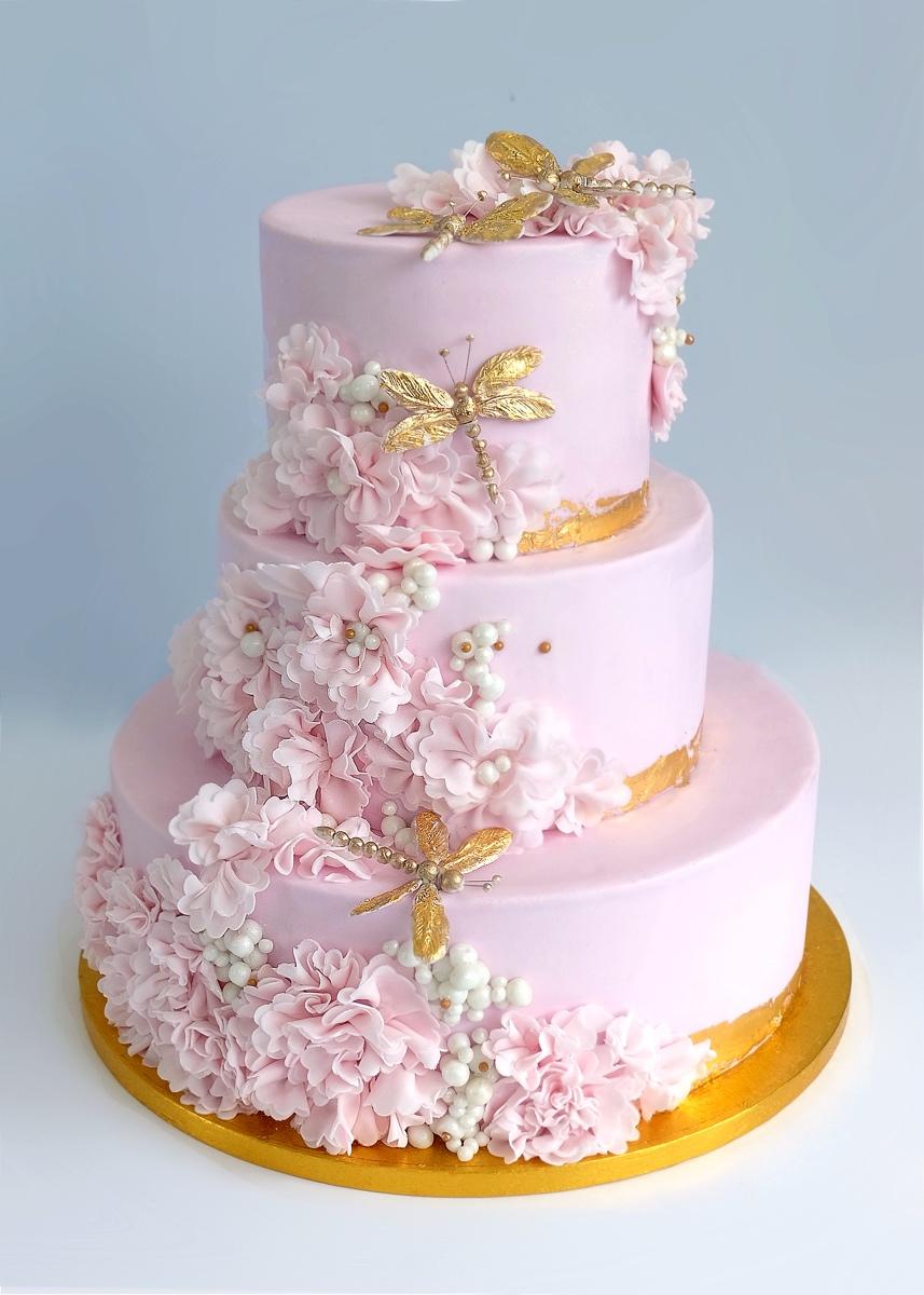 Нежные картинки тортов