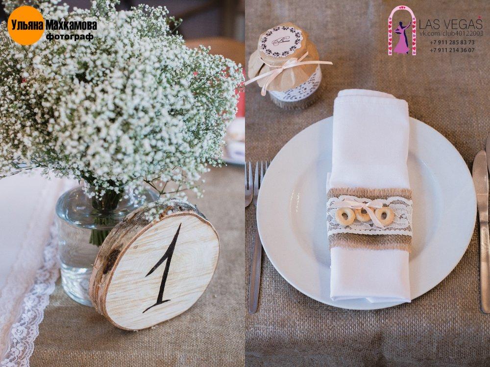 Салфетки: идеи для украшения свадебного стола! : 2 сообщений 64