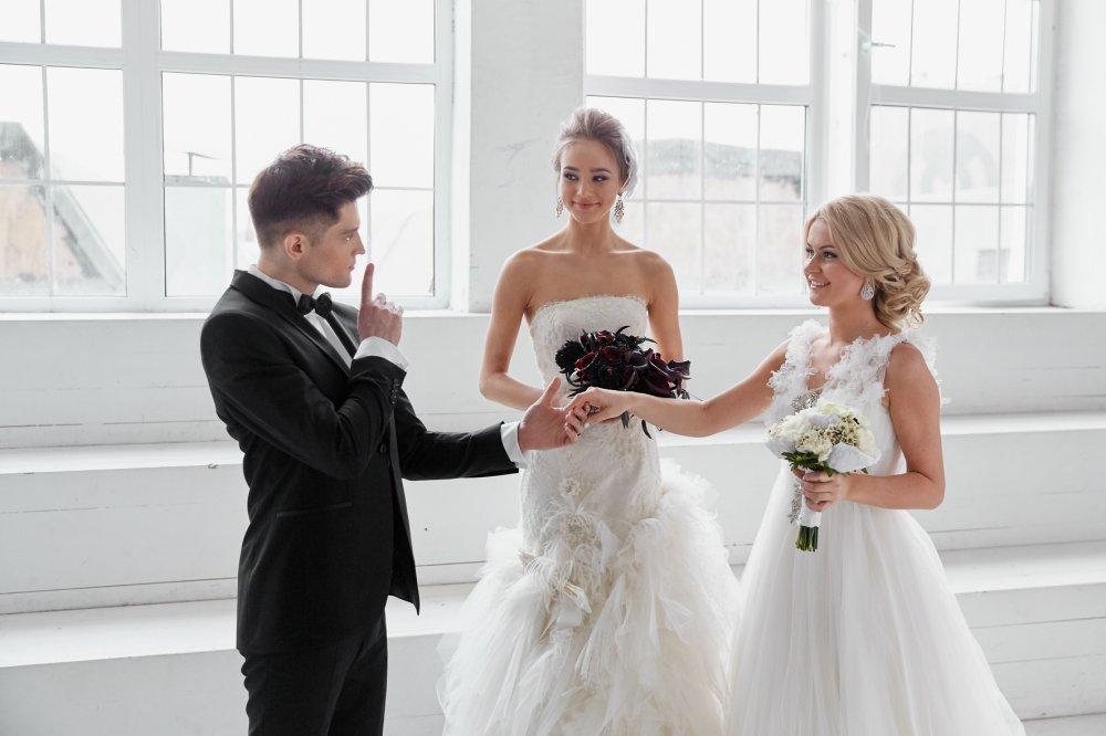 Как сделать две свадьбы 899