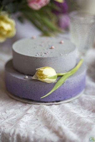 Свадебный торт. Tulip Wedding
