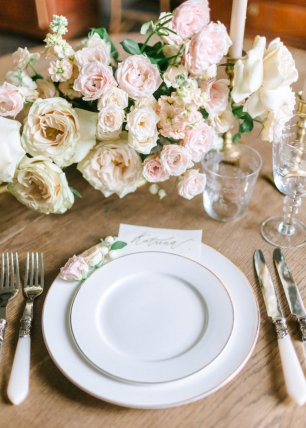 Table decoration. Inspiration