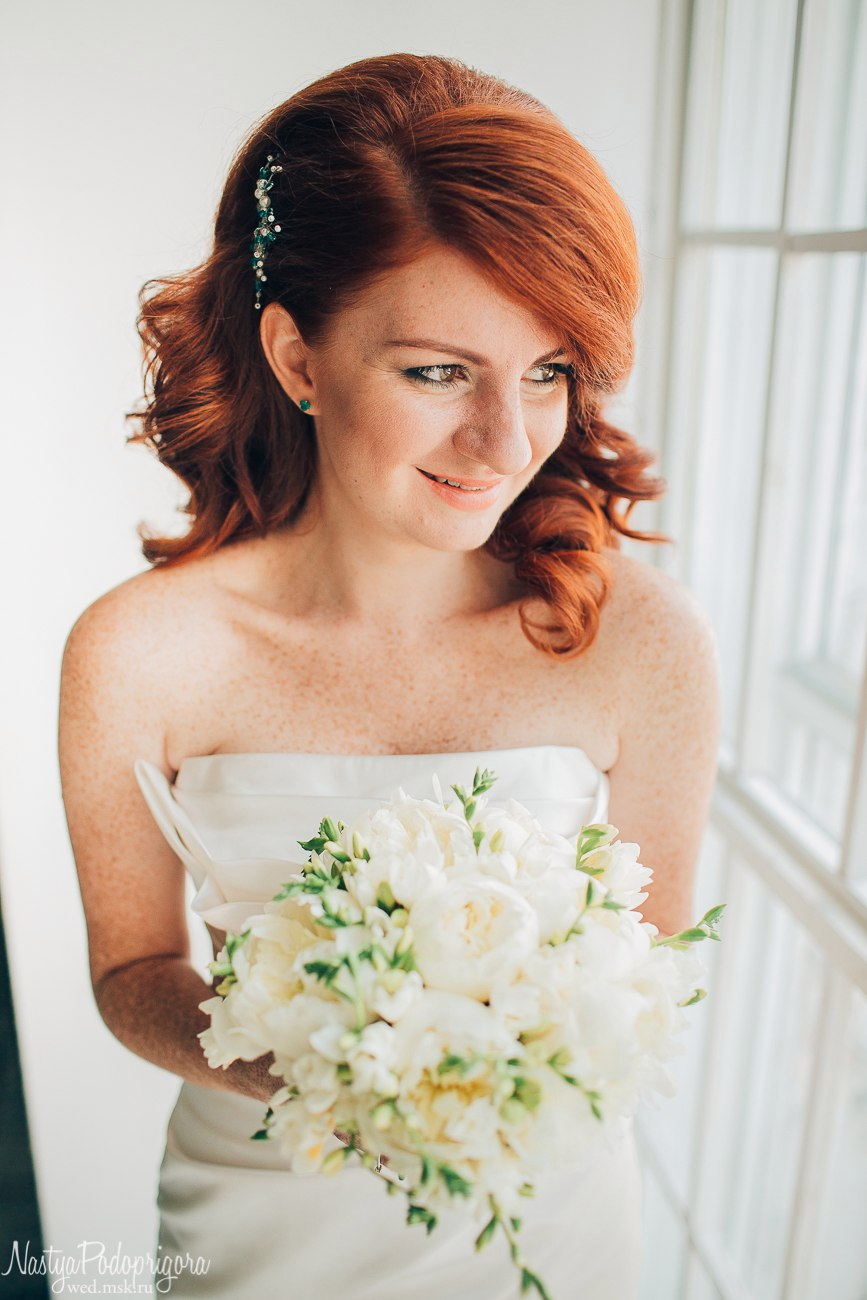 С невестой рыжая, анальный эро фото порно модели