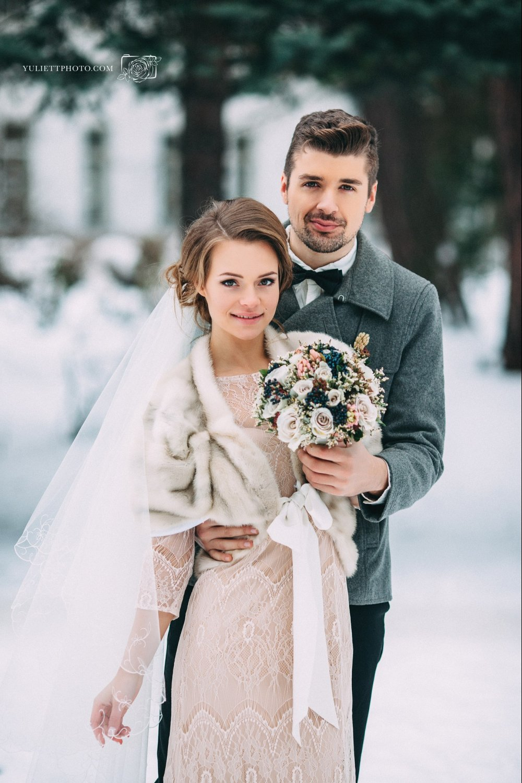 свадебные фотосессии в питере зимой почему запечатлеть
