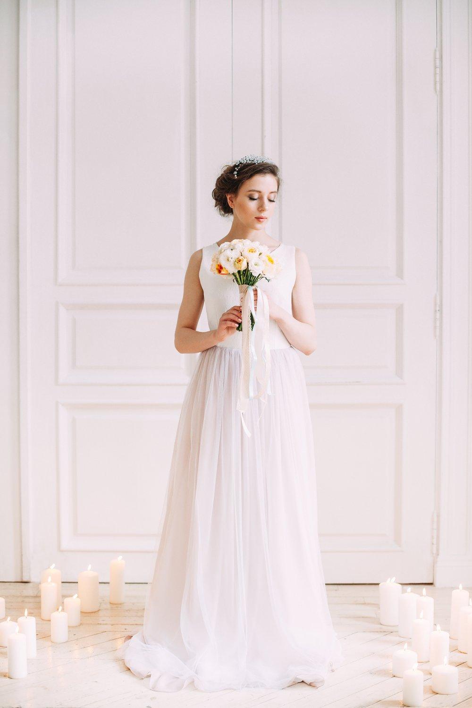 Что у невест под юбками 7 фотография