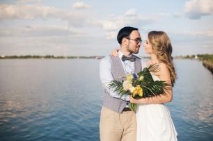 Свадьба с экзотическими нотками