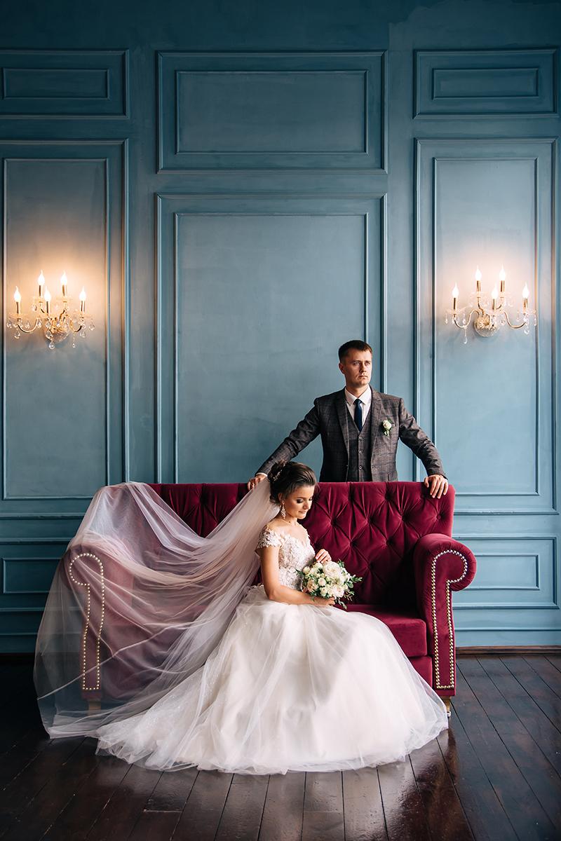 Фотостудия для свадебной съемки москва