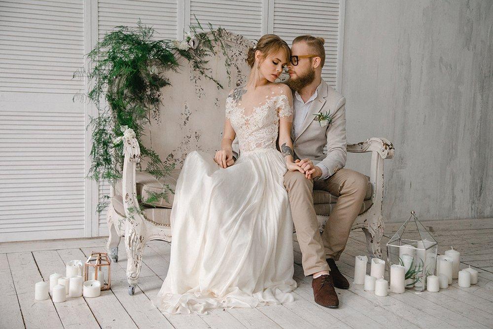 готовая фотосессия свадебная в студии часто задают вопрос