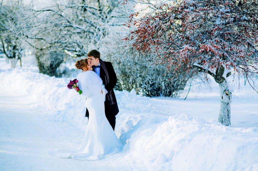 Свадьба зимой в екатеринбурге фото