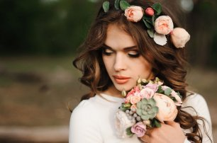 Прическа и макияж в витебске