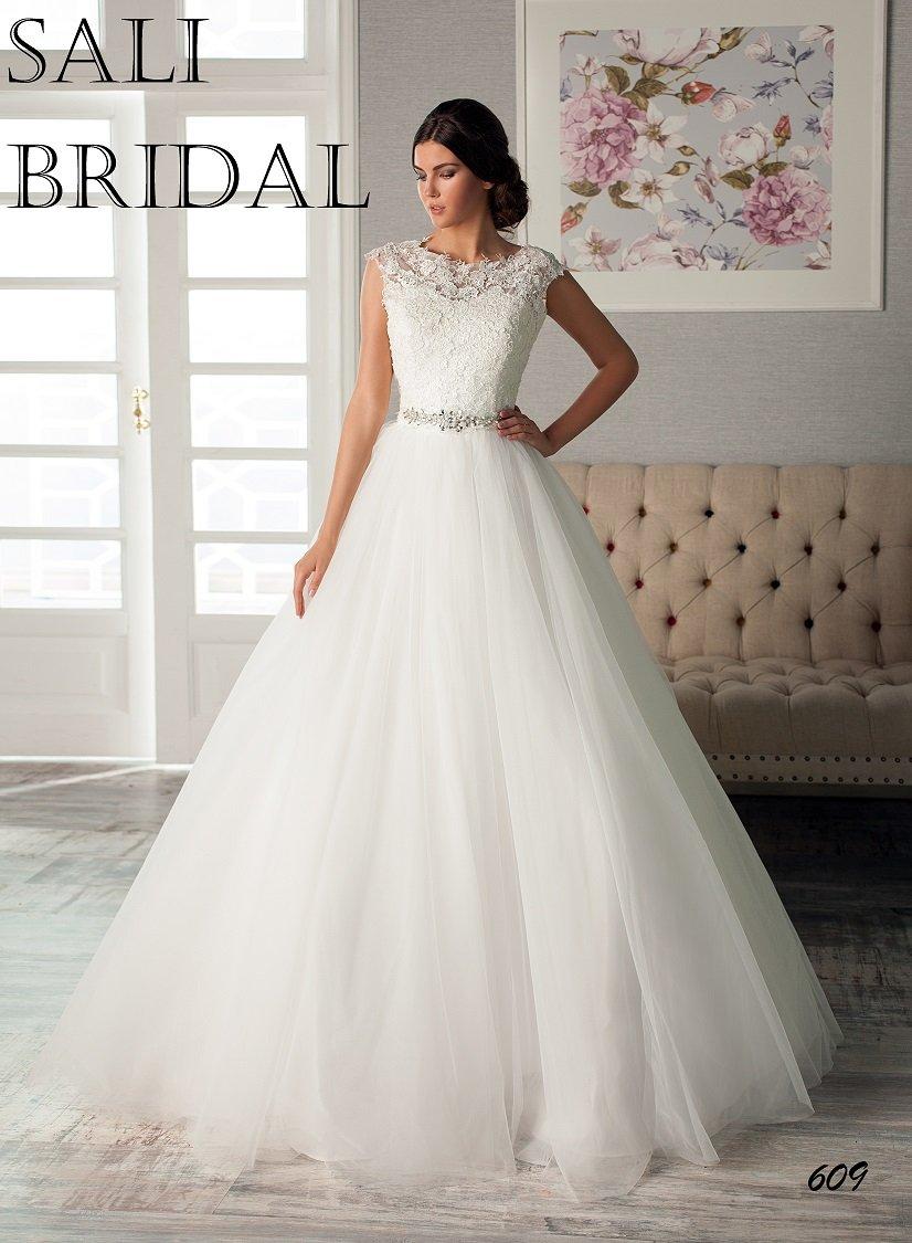 Sali bridal платье свадебное