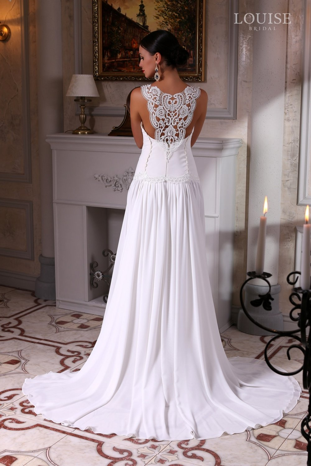 Свадебные платья с вышивкой кружевом