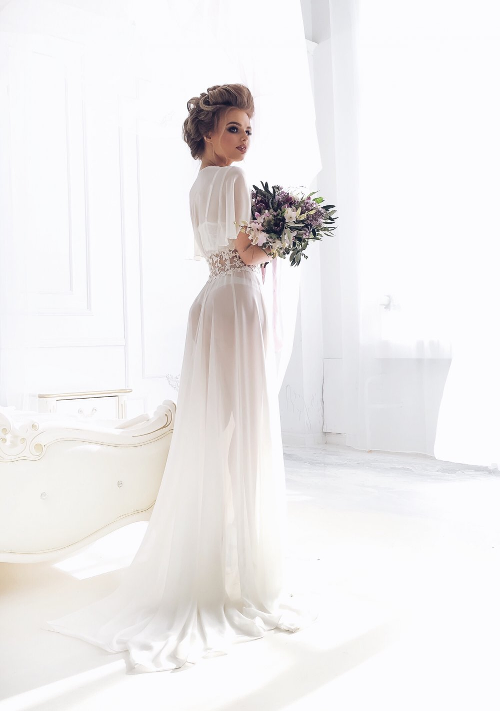 Будуарное Платье Невесты Купить