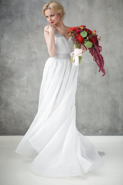 Платья свадебные vera wang