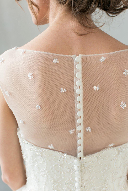 Как сделать пуговицы на платье
