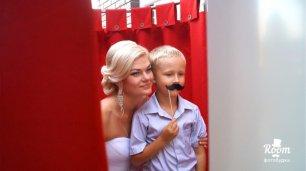 Выездная фотобудка Room на Вашу свадьбу!
