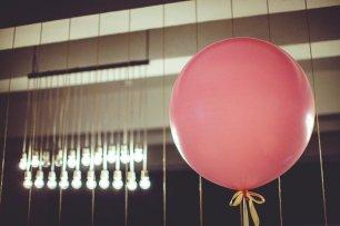 Большие метровые шары для декора лофта