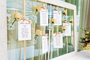 Рассадка гостей на свадьбе оформление фото