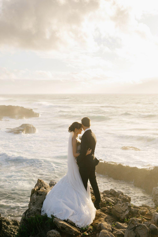 Свадьба фото на берегу океана
