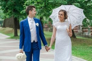 Марина и Эльдар. Свадьба в Царицыно