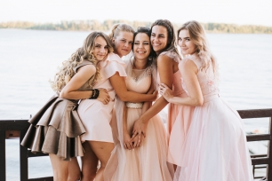 Bridesmaid style