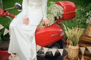 Итальянская свадьба в Подмосковье