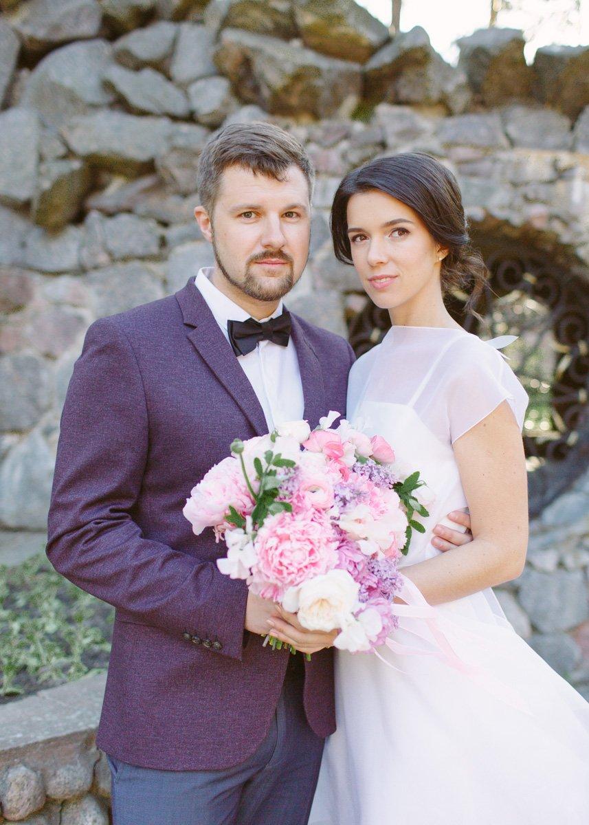 Жених и невеста фото свадьба
