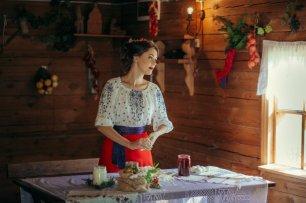 История о любви. Свадьба в деревенском стиле