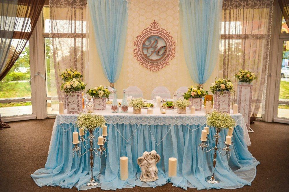 Президиум на свадьбе