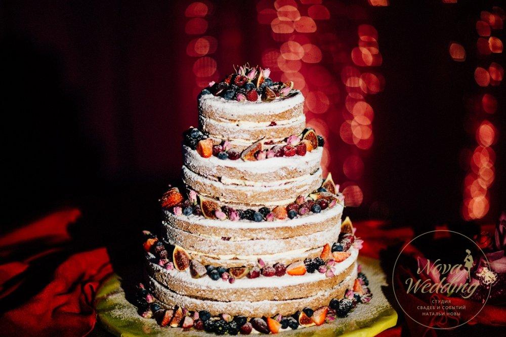 Торт на свадьбу дочери статья от пользователя Туся. Общайся с
