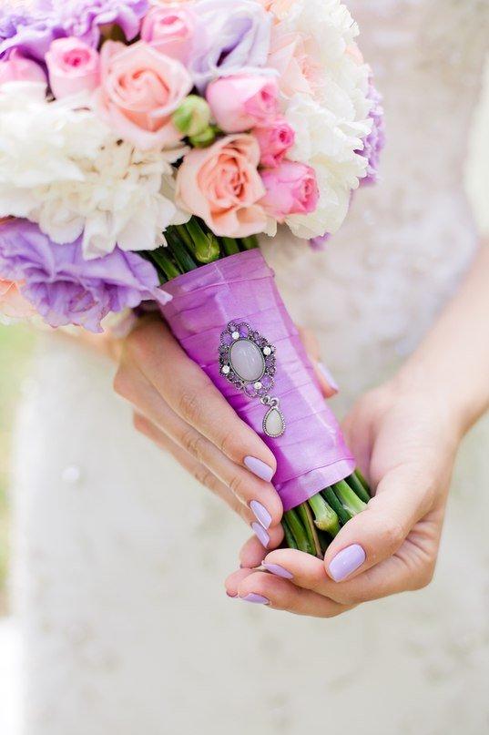Свадебные букеты для невесты в новосибирске