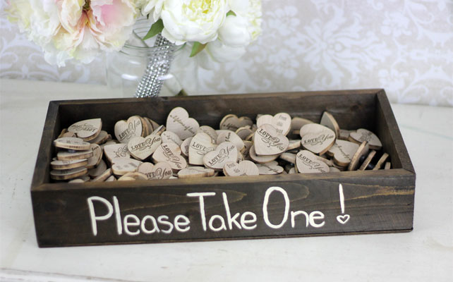 подарки для гостей на свадбе, магнит
