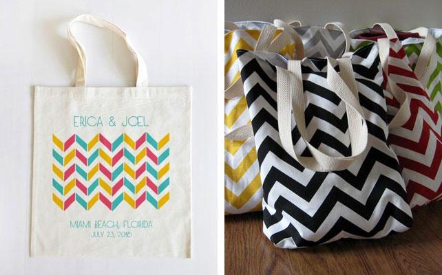 подарки для гостей на свадбе, пляжная сумка