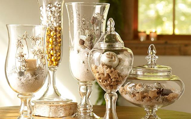Стаканы вазы