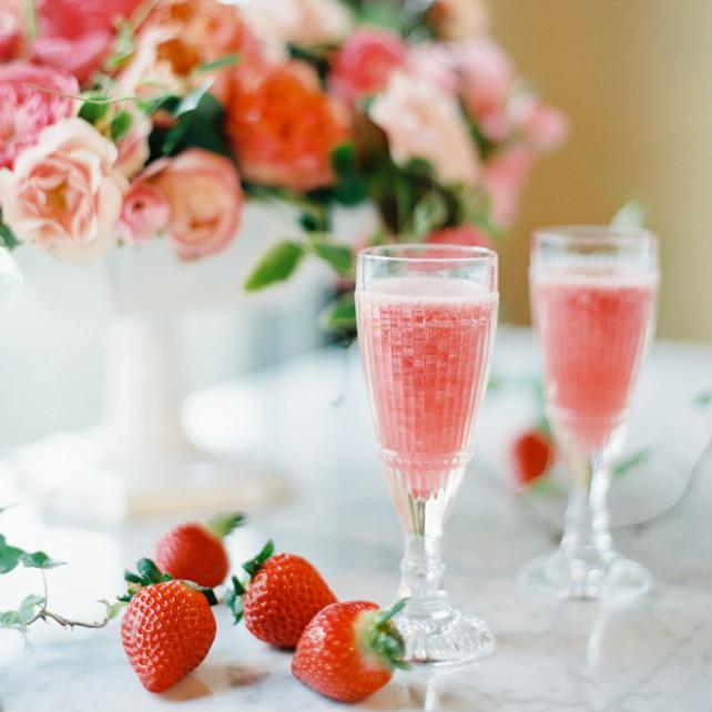 5 весенних коктейлей для незабываемого девичника