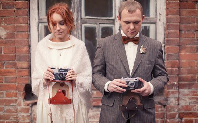 осенняя свадьба, накидка невесты