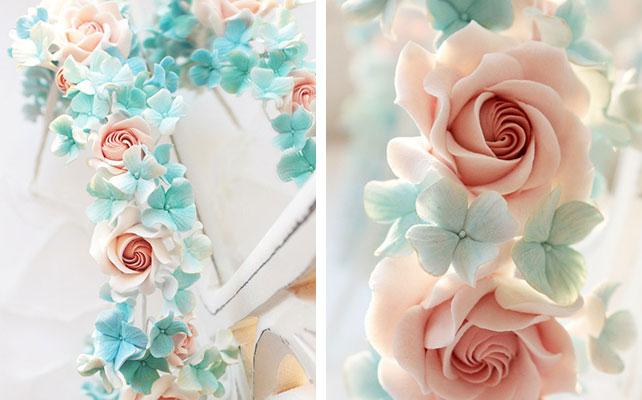 Свадебные аксессуары из полимерной глины: плюсы и минусы, цветы из полимерной глины от Кати Когут
