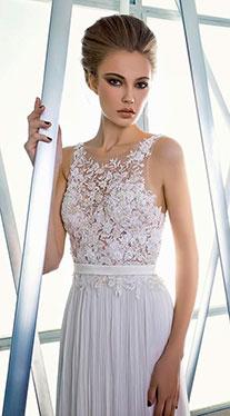 Свадебные платья сарафан
