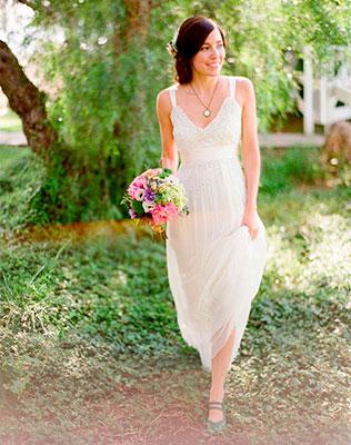 Свадебные сарафаны