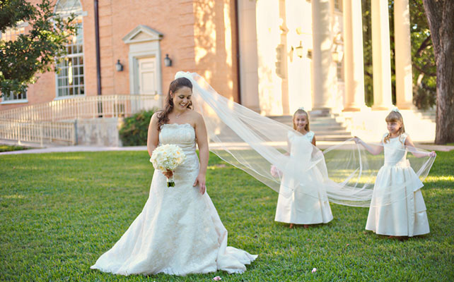 Одно задание для детишек на свадьбе