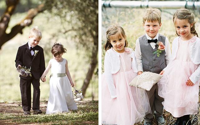 На свадьбу фото для детей