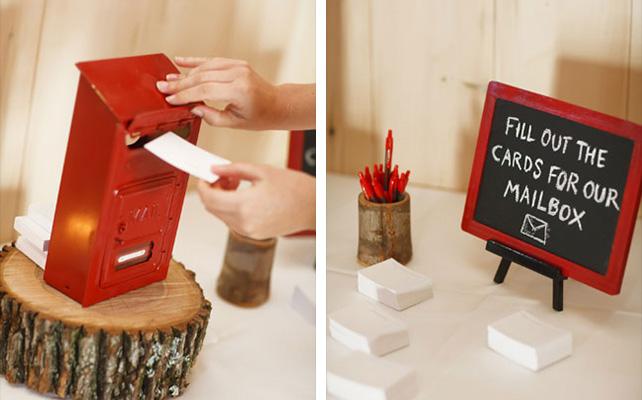 Почтовые пожелания - альтернатива книге пожеланий