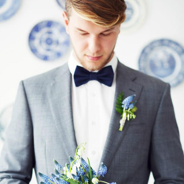 Выбираем свадебный костюм для межсезонья. Образ жениха