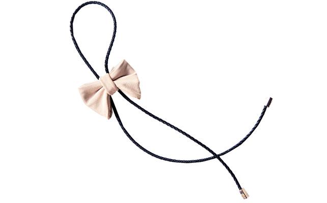 Галстук-бабочка для свадьбы в форме бантика