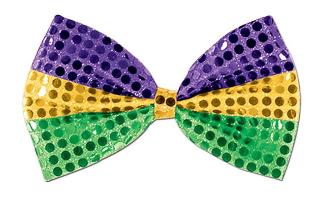 Галстук - бабочка с пайетками для жениха и друзей жениха на свадьбе