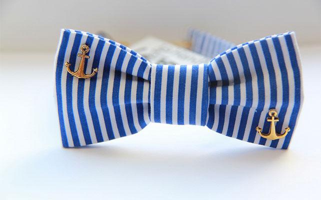 Морской галстук своими руками 63
