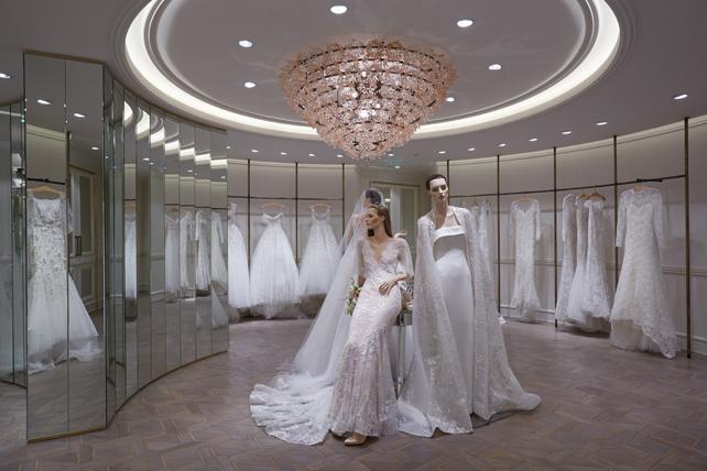 Открытие свадебного пространства Wedding by Mercury в подмосковном комплексе «Барвиха Luxury Village»